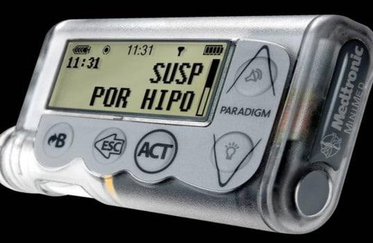 bomba insulina