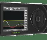 Monitor continuo de glucosa