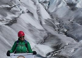 Glaciares con diabetes