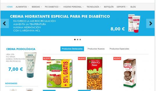 Shopping Diabetes