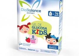 gel de glucosa para niños