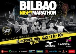 La Bilbao night Maratón