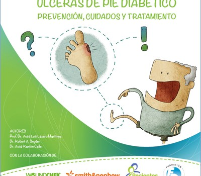 guía pie diabético