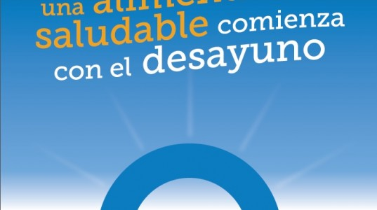 vida saludable cartel dia mundial diabetes