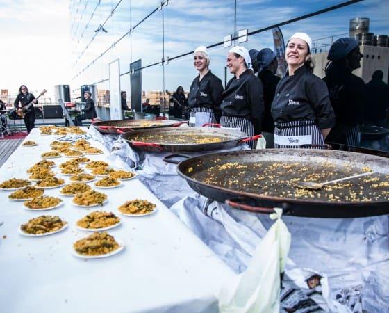 paella valenciana diabetes experience day