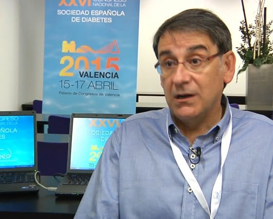 Didac Mauricio habla del asociacionismo en diabetes