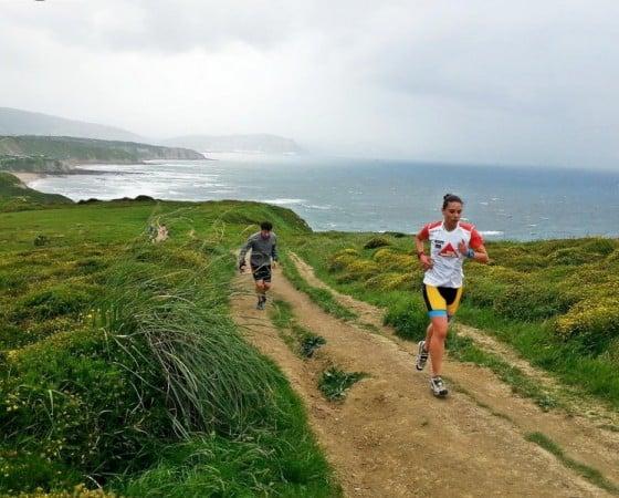 Kosta Trail con diabetes 1