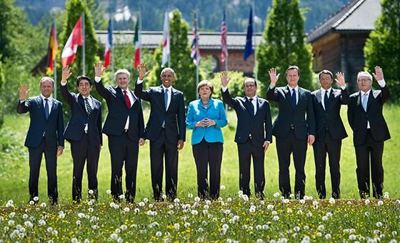 G7 se olvida de la diabetes