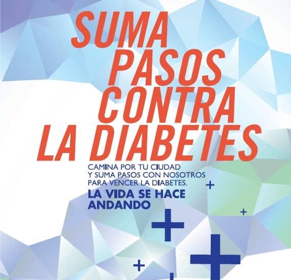 Suma pasos contra la diabetes canal diabetes la televisi n de la persona con diabetes - Alimentos contra diabetes ...