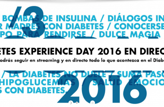 Diabetes Experience Day 2016