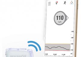 medición continúa de glucosa