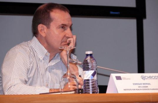 Enrique Bernal buenas prácticas en diabetes