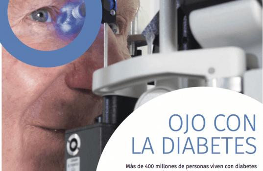 Ojo con la diabetes