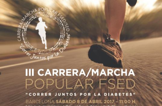 Correr juntos por la diabetes barcelonaCorrer juntos por la diabetes barcelona