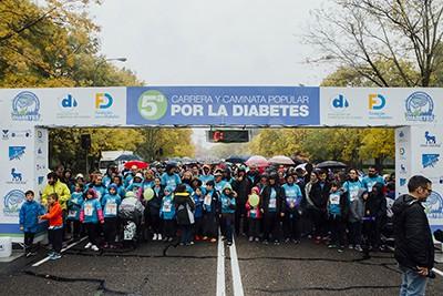 6ª Carrera y Caminata Popular por la Diabetes