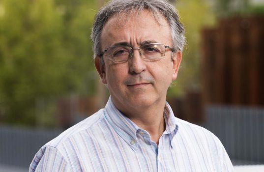 Luis Zorzano, jefe de grupo del CIBERDEM en el IRB Barcelona neuronas POMC