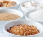edulcorantes bajos en calorías