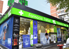 farmacias de Madrid