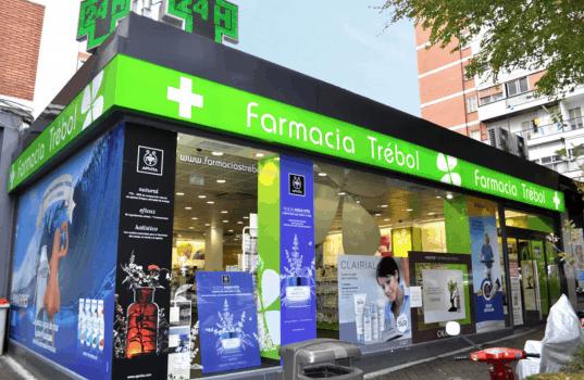 farmacias de Madrid