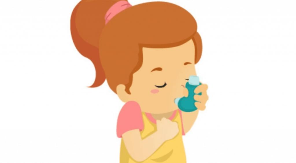 Los niños con diabetes tipo 1 y asma necesitan mayor dosis