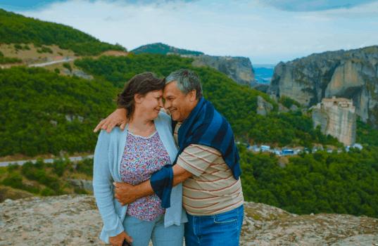 personas entre 50 y 60 años