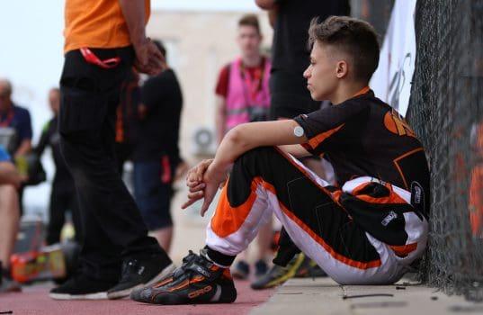 El Diario de Kilian Meyer (campeonato de España)