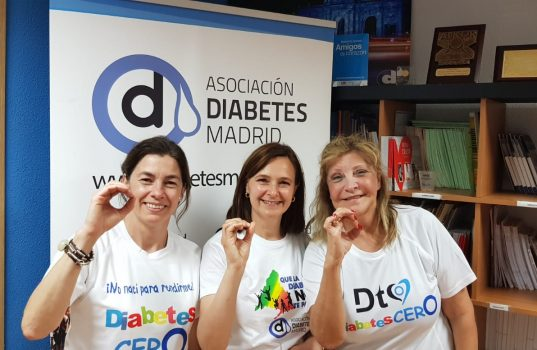 Diabetes Madrid y la Fundación DiabetesCERO