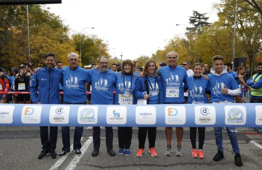 Diabetes Madrid deporte