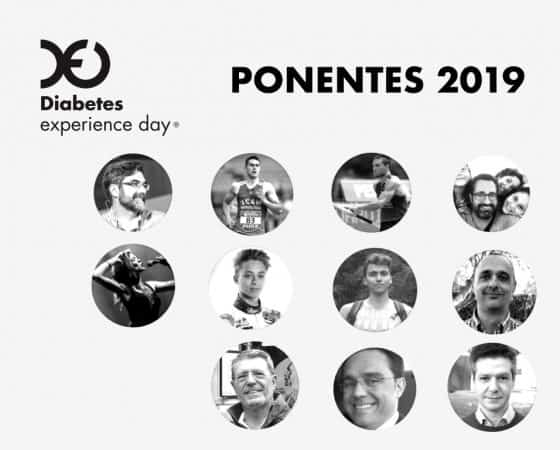 ponentes diabetes experience day 2019 familia