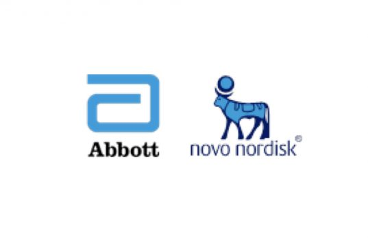 Abbott y Novo Nordisk